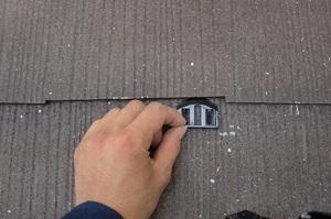 屋根塗装の必需品 タスペーサー