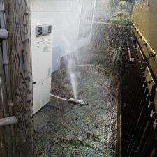 水道管 給湯器の凍結に注意してください
