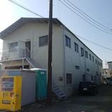 都筑区南山田倉庫塗装工事完了しました