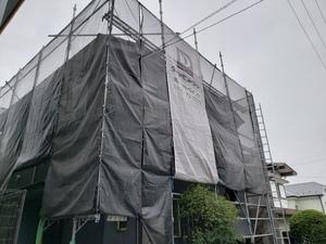 横浜市都筑区で日本ペイントダイヤモンドコート 狛江市でパーフェクトトップ塗装