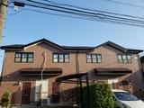 横浜市都筑区 アパート塗装完了
