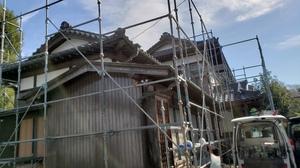 横浜市青葉区荏田で外壁塗装工事