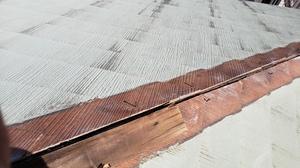 横浜市青葉区市が尾町で屋根上葺き工事