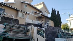 青葉区市が尾外壁塗装・神奈川区 瓦屋根補修工事