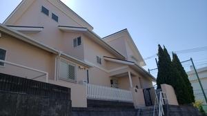 横浜市市が尾町M様邸外壁・屋根塗装完了しました