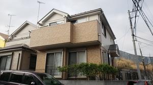 横浜市瀬谷区橋戸S様邸 外壁屋根塗装完了しました。