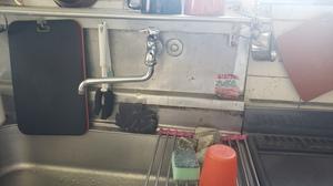 横浜市中区矢口台で水栓交換工事