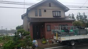 横浜市青葉区鴨志田町で外壁塗装工事