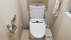 横浜市青葉区市が尾町H様邸でトイレ交換工事