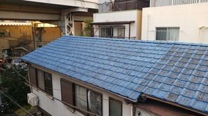 東京都品川区 屋根葺き替え工事