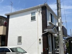 横浜市横浜市緑区新治町T様邸 日本ペイントダイヤモンドコート外壁塗装工事