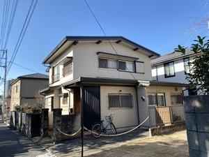 東京都国分寺市 K様邸 木鉄塗装工事完了