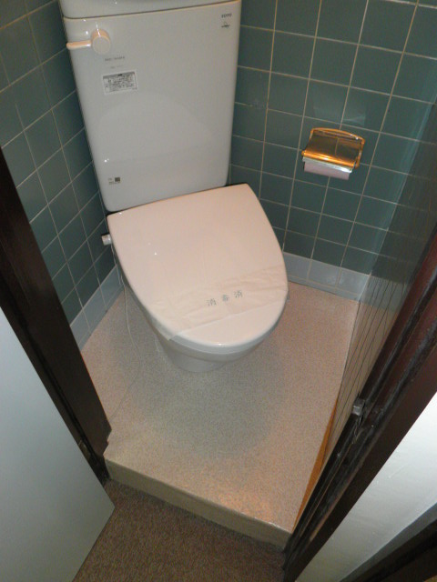 事務所のトイレ綺麗にしたい