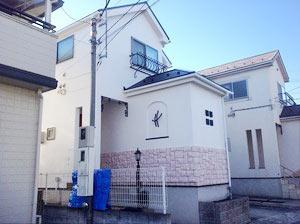 横浜市 旭区で外壁塗装