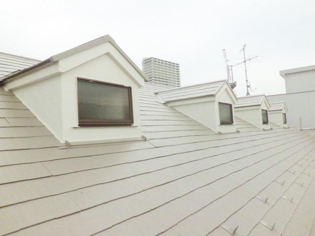 相模原市南区相模大野 アパート 外壁・屋根塗装工事