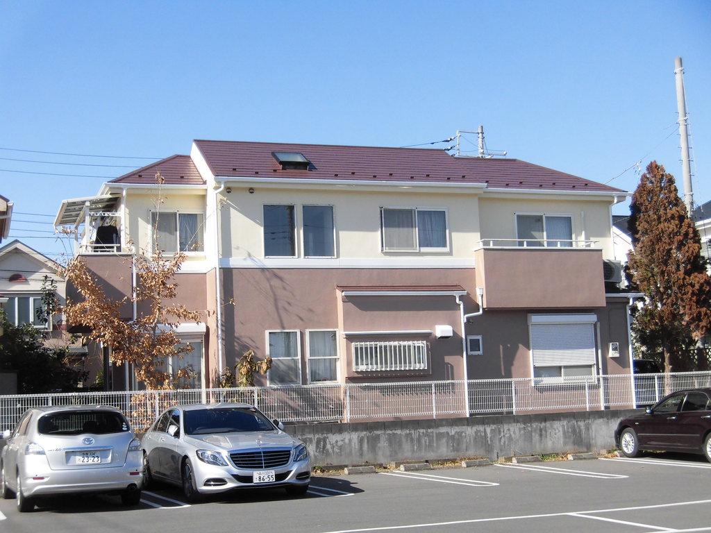 調布市多摩川S様邸 外壁・屋根塗装工事