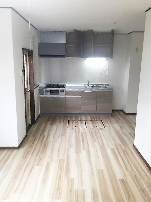 横浜市青葉区でアパート内装改修工事