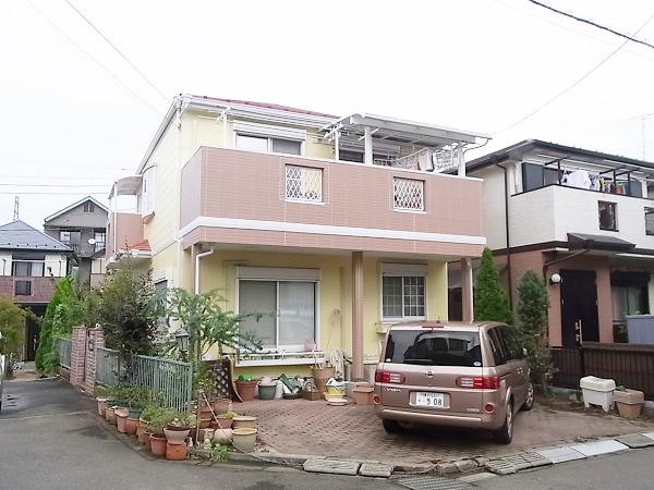 横浜市戸塚区F邸ダイヤモンドコートでヨーロピアン風にイメージチェンジ
