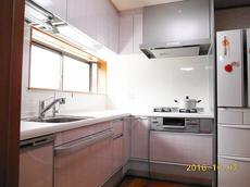 横浜市港北区でキッチン工事 クリナップクリーンレディ