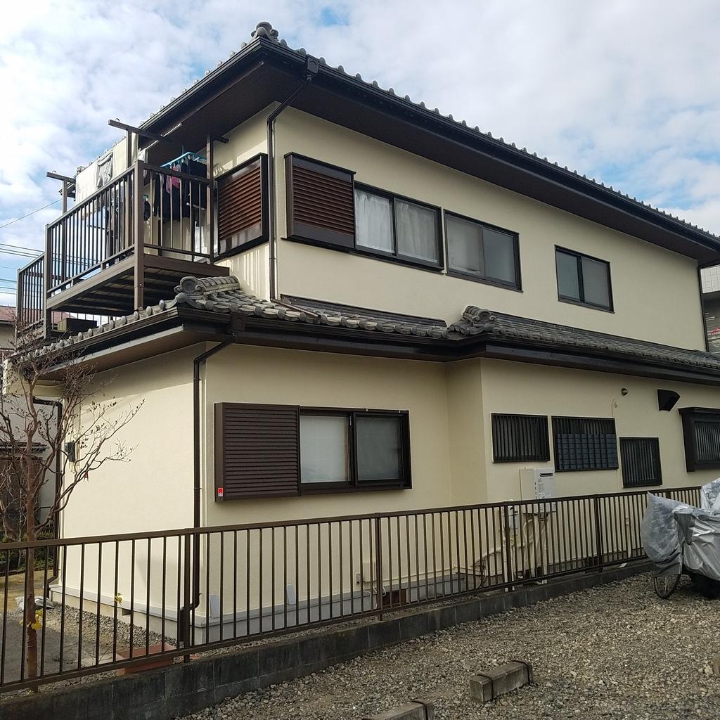 横浜市青葉区外壁塗装工事